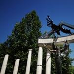 Válaszolt a Szabadság téri emlékmű szobrászának a Képzőművészeti Egyetem