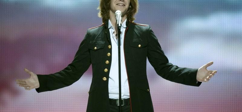 A francia énekest tartják az Eurovíziós Dalfesztivál favoritjának