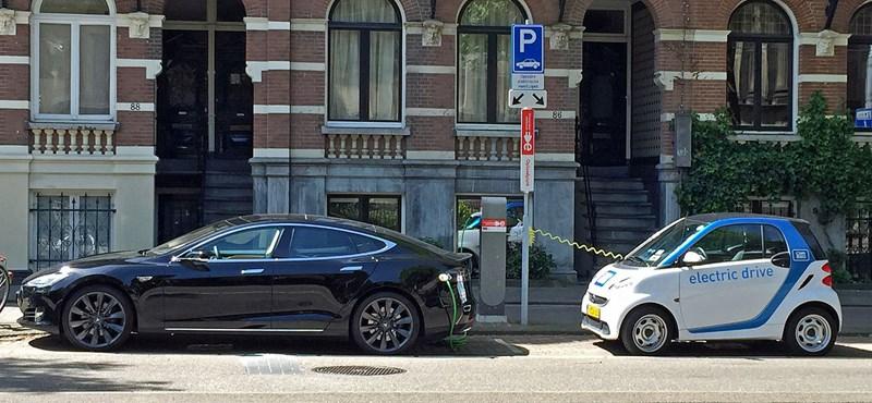 Hollandia közel áll, hogy betiltsa a hagyományos autókat