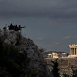 Y el número de heridos saltó, con las restricciones impuestas por Grecia