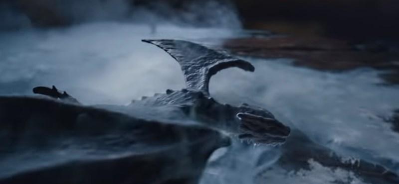 Videó: Így készültek a Trónok harca sárkányai