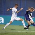 A Ferencváros döntetlent játszott Dinamo Zagreb ellen