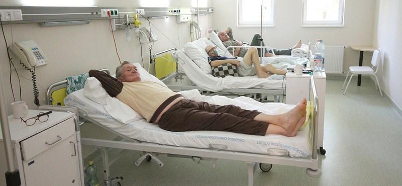 Csökkent a kórházak adóssága a Nefmi szerint