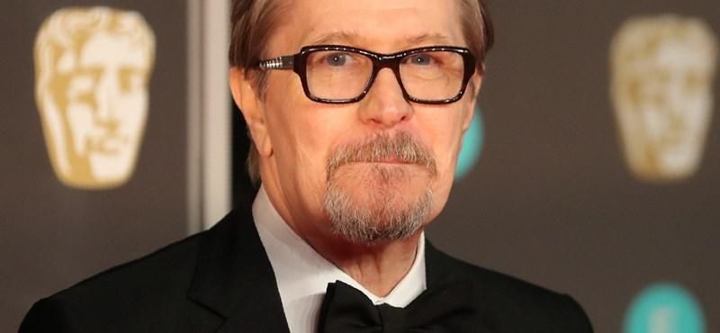 Gary Oldman volt feleségének nagyon nem tetszik, hogy a színész Oscart nyert