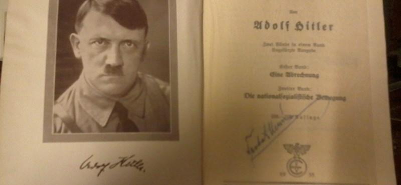 Újra tanítanák a Mein Kampfot Németországban