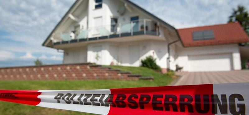 Megvan a lelőtt német politikus feltételezett gyilkosa