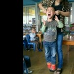 Durva iskolai büntetésről terjednek fotók a Facebookon