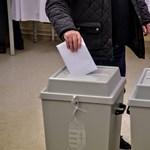 Reggel 7 óráig rekordszámú szavazó ment el voksolni