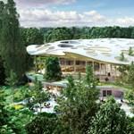 Kétmilliárddal drágult a Magyar Zene Házának építkezése