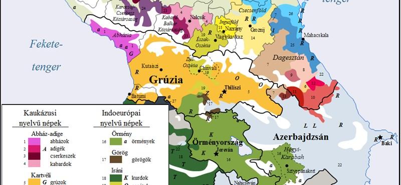 A kaukázusi darázsfészek és a teljes dilettantizmus