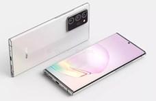 Ha ez igaz, hatalmas, de szép telefon lesz a Samsung Galaxy Note20+