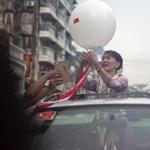 Norvégiába utazik először a mianmari ellenzék vezetője