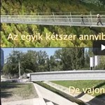 Így meg pláne bitang drágának tűnik a vizes vb szuperhídja - videó