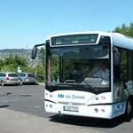 Magyar gyártású midibuszt tesztel a BKV