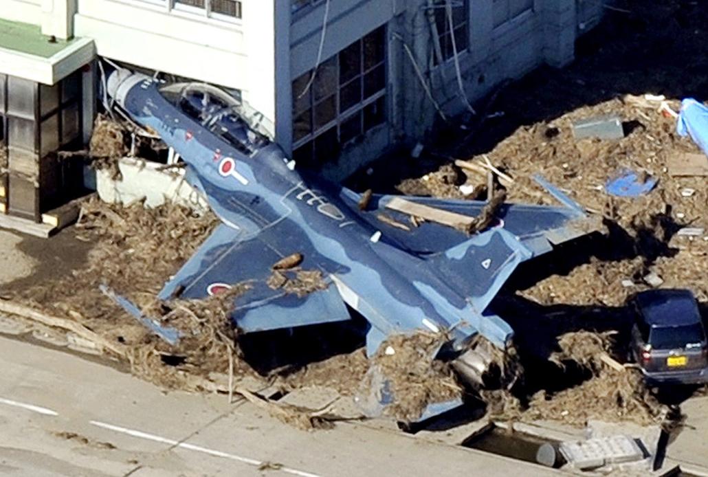 Japán cunami