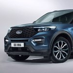 Nem épp olcsó családi, de gigantikus, 7 üléses és konnektoros az új Ford Explorer