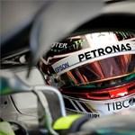 Hamilton ötszörös világbajnokhoz méltóan ismét az élről indul