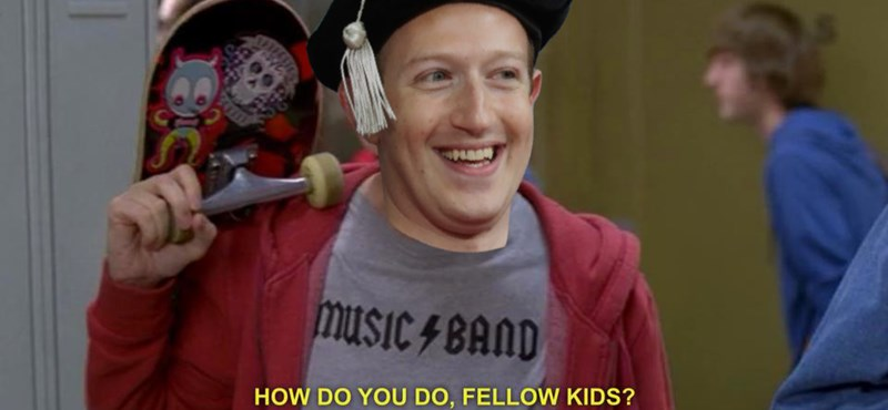 Elbukott a Facebook nagy terve, senkit nem érdekel a viccesnek hitt alkalmazásuk