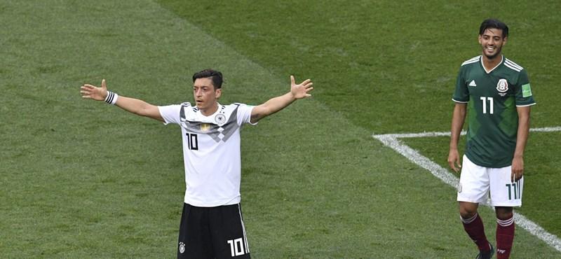 A vb eddigi legjobb meccsén Mexikó legyőzte a világbajnokot