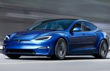 Alaposan megemelték az 1100+ lóerős csúcs-Tesla árát