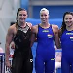 Döntős a 4x200-as magyar női gyorsváltó a vébén
