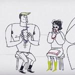 Végre ingyen végignézhető az Utóélet rendezőjének animációs filmje