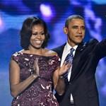 A first lady begerjeszti a világot