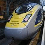 Az Eurostar is lehalt, mint a váci vasút, de micsoda kártérítést fizet!