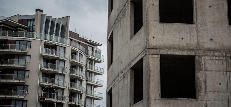 Kilőttek az átlagárak is a lakáspiacon