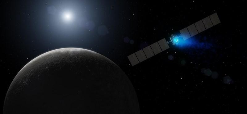 """A héten már a második űrszondája """"halt meg"""" a NASA-nak"""