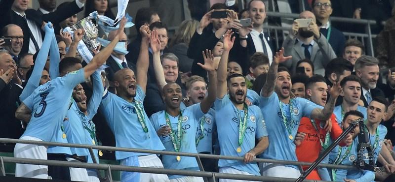 Vizsgálat indult a Manchester City ellen a pénzügyek miatt