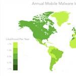 Egyre több az Android malware
