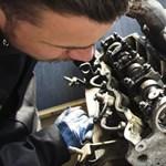 695 ezer km-t futott, így néz ki most a Skoda Octavia motorja