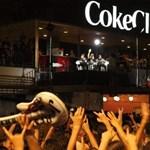Coke Club: a játszótéren játszani tilos!