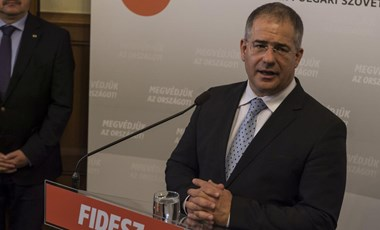 Kósa Lajos: Semmi értelme a főpolgármester-jelölti vitának