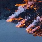 Irtózatos mennyiségű kénhidrogén szabadult fel az izlandi vulkánkitöréskor