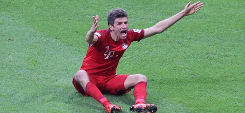 Csak a szokásos: gólzáporos Bayern-győzelem