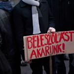 Szelíd tiltakozásba fulladt a Hallgatói Hálózat szerdai akciója