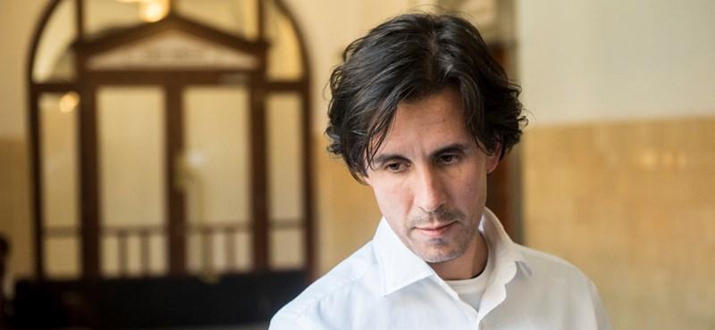 Czeglédy Csaba a bírósággal szemben nyújtott be keresetet