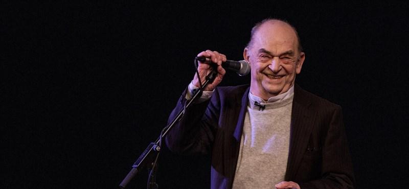 Bodrogi Gyula kapta az idei Páger Antal-színészdíjat