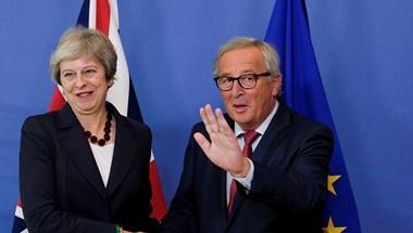 Előrelépésről beszélnek Brexit-ügyben, de még nincs megállapodás
