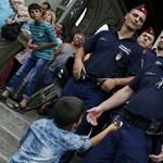 Nem lehet érzelmes rendőrt fotózni