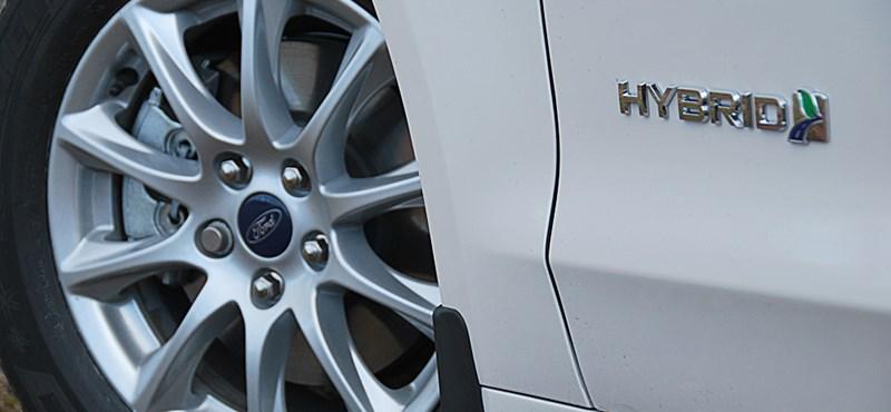 A Fordnál is új márka készül, jönnek az E modellek