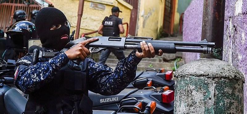 Ezerszáma ölik az ellenzékieket Venezuelában az ENSZ szerint