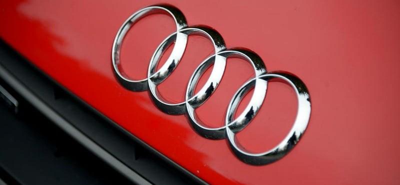 800 millió eurós bírságot kapott az Audi