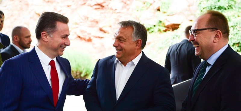 Két év börtönt kapott Orbán macedón harcostársa