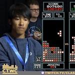 Videó: Így játszik a 16 éves új Tetris-világbajnok