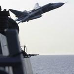 Újabb orosz-amerikai légi incidens történt