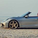 25 éves a Porsche Boxster, limitált szériával ünneplik meg
