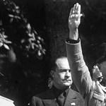 Bokáig jártak Rómában a gipszben, miután Mussolini megbukott